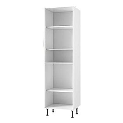 screwfix kitchen cabinets white kitchen tall larder cabinet 600 x 570 x 2115mm