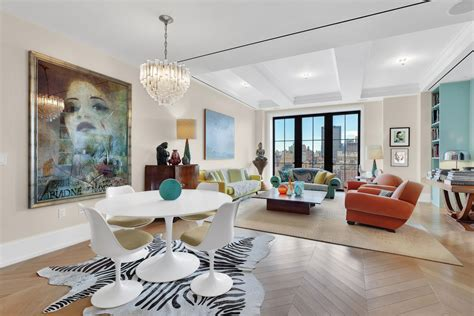 apartment design celebrity edition makeup maven laura mercier wants 11m for her stylish
