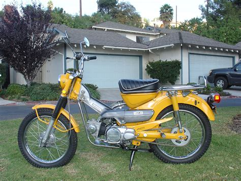 Motorrad 90er by 1969 Honda Ct 90 Picture 2314655