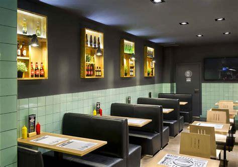 fast food restaurant layout frankfurt station fast food restaurant by egue y seta