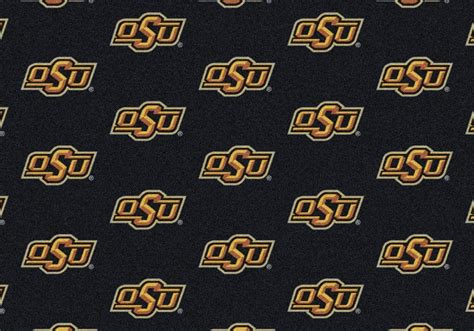 Area Rugs Okc Oklahoma State Cowboys Area Rug Ncaa Cowboys Area Rugs