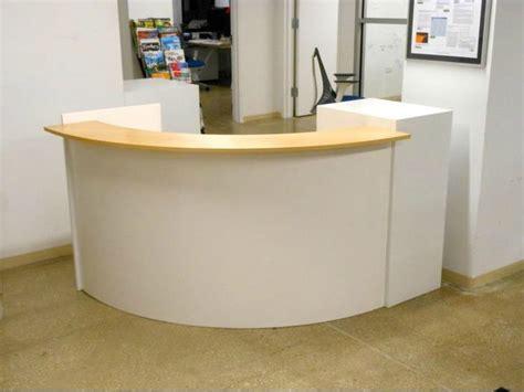 Custom Made Reception Desk Custom Made Reception Desk By Ezequiel Rotstain Design Fabrication Llc Custommade