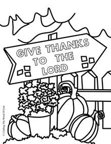Thanksgiving Coloring Pages For Sunday School thanksgiving coloring page 3 coloring page 171 crafting the