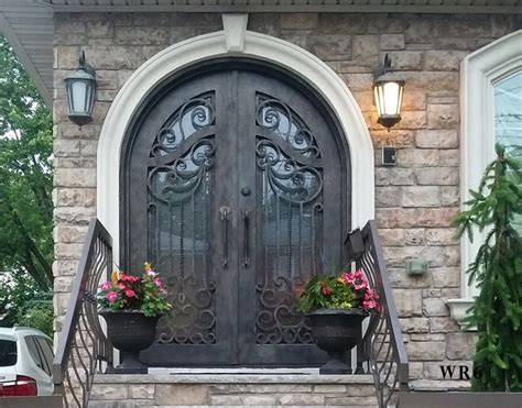 Wrought Iron Entry Doors On Sale Home Ideas Collection Iron Front Doors For Homes