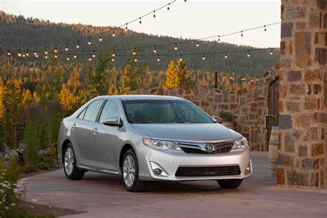 Toyota Camry Xle 2012 2012 Toyota Camry Xle Autoguide News