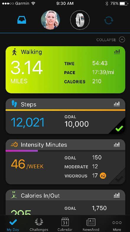 reset vivofit daily v 237 vofit 4 sports fitness products garmin
