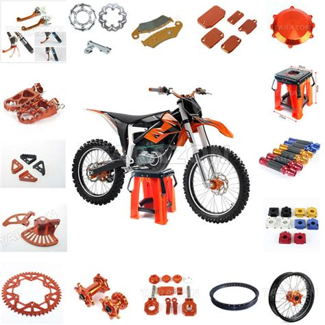 Ktm Motorcycle Parts On Road Racing Bike 7075 Aluminum Rear Chain Sprocket For