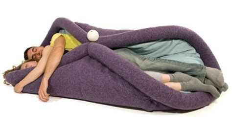 taco bed a pillow that wraps you up like a cozy taco neatorama