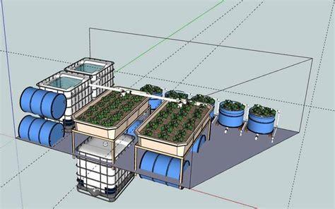 backyard aquaponics plans john fay aquaponic solutions