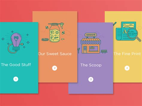 handbook design templates employee handbook by kyle anthony miller dribbble