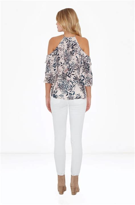 Cinday Blouse lyst blouse