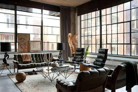 industrial chic living room industrial chic