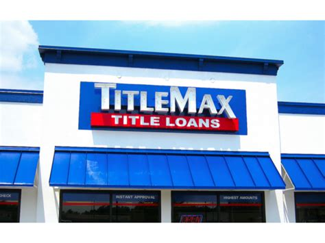 zoning rules  payday car title loan companies