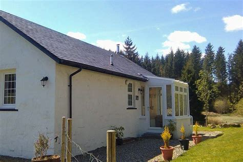 Killin Cottages by Oak Cottage Self Catering Killin Perthshire