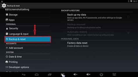 Reset Android Nhu The Nao | hướng dẫn c 225 ch reset android tv box bằng h 236 nh ảnh