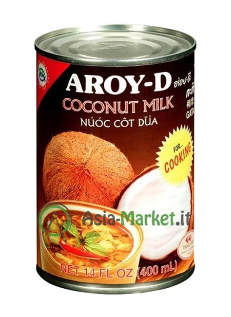 latte di cocco per cucinare latte di cocco per cucinare aroy d 400ml 1 80 asia