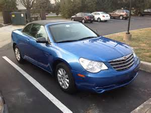 2008 Chrysler Sebring 2008 Chrysler Sebring Pictures Cargurus