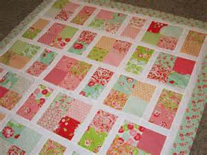 scrumptious fabric simple quilt pattern quilts