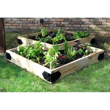 ozco raised bed garden hardware kit great  growing