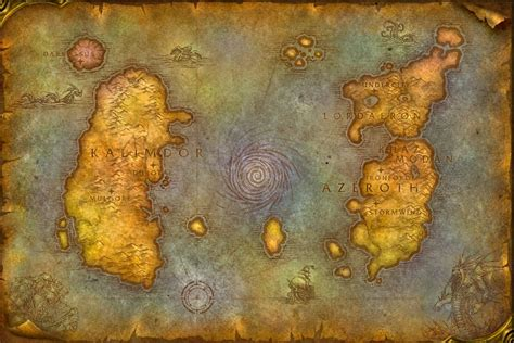 wow map blizzard vs nostalrius the for a legacy world of warcraft server updated usgamer