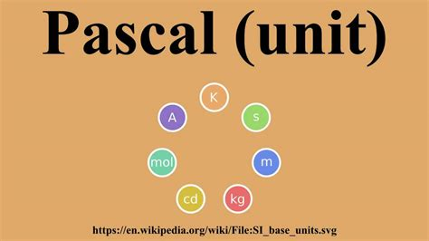what is in law unit pascal unit youtube