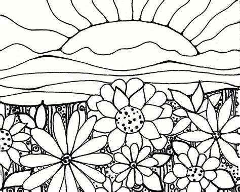 beautiful garden coloring page gnome in the garden coloring page free printable beautiful