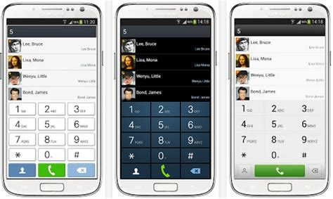 best android dialer best android apps to replace stock dialer and address book