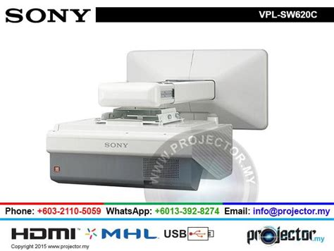 Projector Sony Malaysia sony vpl sw620c projector end 8 24 2016 4 15 pm