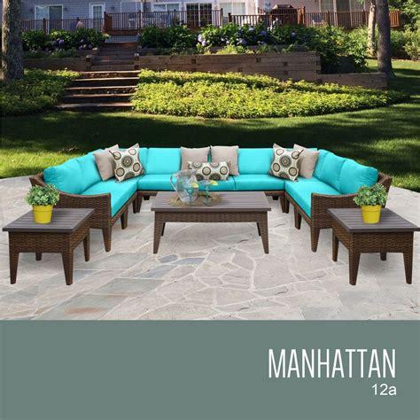 Tk Classics Manhattan Collection Outdoor Wicker Patio Aruba Patio Furniture