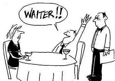 restaurant etiquette wine lovers