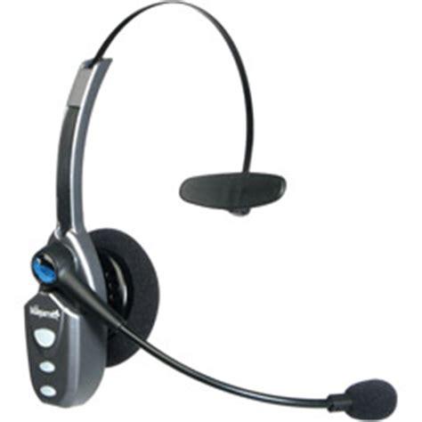 Headset Parrot blue parrot b250 blue parrot roadwarrior wireless bluetooth headset system quot discontinued quot b 250