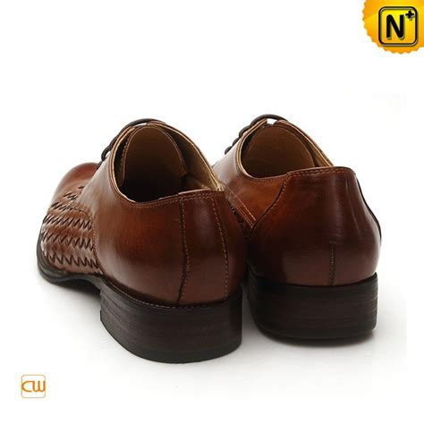 Handcrafted Leather Shoes - mens italian handcrafted leather oxford shoes cw762002
