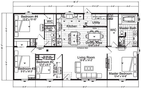 floor plan of factory sunbird mobile home floor plan factory expo home centers