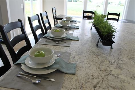 More Staging Tips From A Show Home Katie Jane Interiors Dining Room Table Setting Dishes