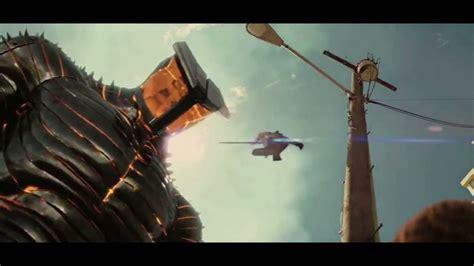 thor movie giant robot movie review of thor critics den