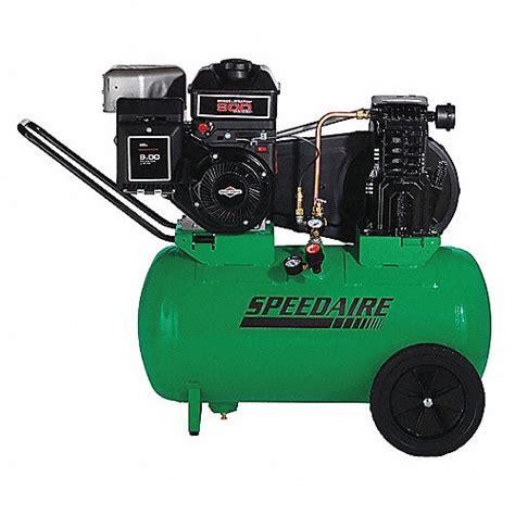 speedaire compresor de aire portatil barril compresores