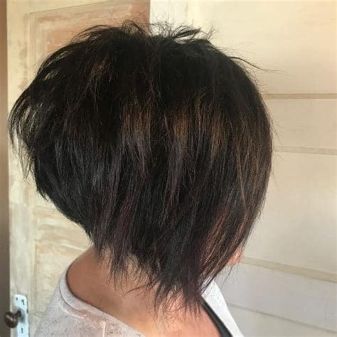 Aline Bob Hairstyles by 30 A Line Bob Haircuts You Ll Want To Try In 2018