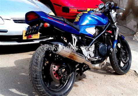 Suzuki 400 Bandit For Sale Used Suzuki Bandit 400vc 1987 Bike For Sale In Karachi