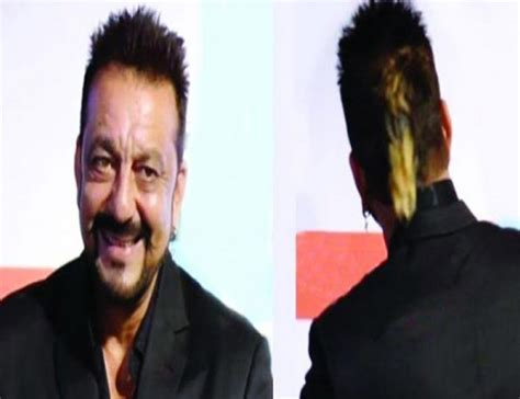 sanjay dutt long hair stayle sanjay dutt long hair stayle birthday special sanjay