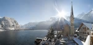 winter holiday salzkammergut holiday hallstatt winter