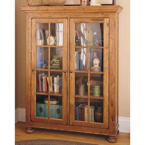 3397 12s broyhill furniture library cabinet stain