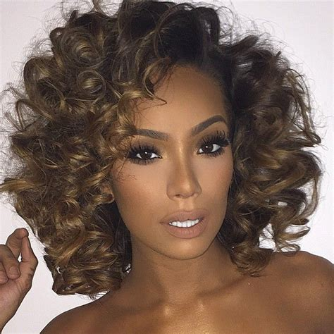 how to get erica mena curls 145 best erica mena images on pinterest erica mena