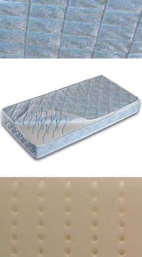 materassini per culla materassi baby materassini a molle lattice e memory