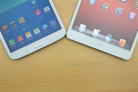Samsung Tab 3 Mini samsung galaxy tab 3 311 vs apple mini