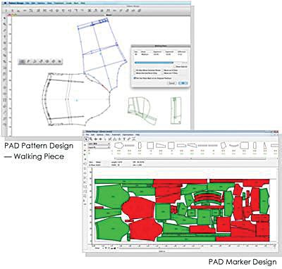 pad pattern design software pad introduces pad automark a new and re engineered