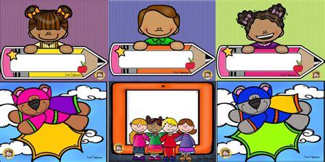 imagenes educativas gafetes imagenes para gafetes preescolar gafetes1 educaci 243 n