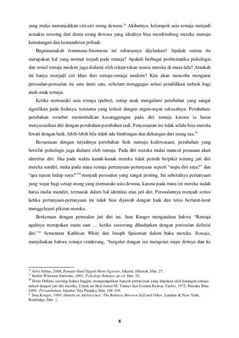 Psikologi Kelompok Integritas Psikologi Dan Islam pendidikan remaja dari sudut pandang psikologi islami