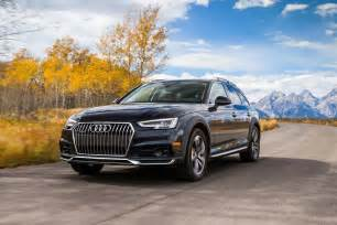 Audi Alroad 2017 Audi A4 Allroad Drive Review Automobile Magazine