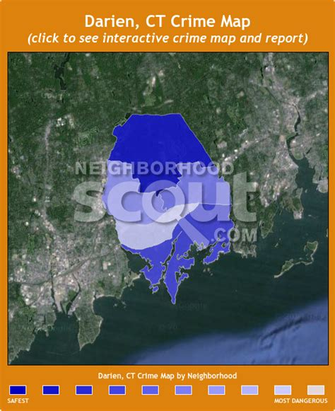 darien ct 06820 crime rates and crime statistics