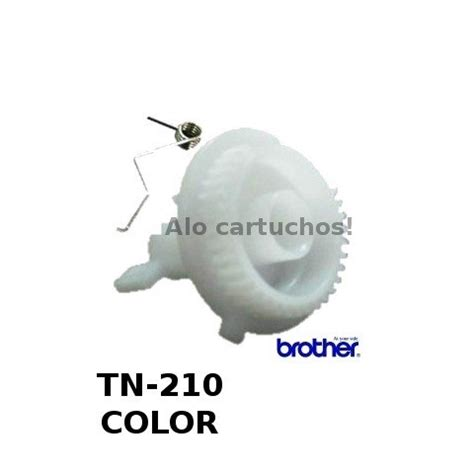 Resetting Brother Tn 210 | engrenagem reset brother tn210 hl 3040 9010 alo cartuchos
